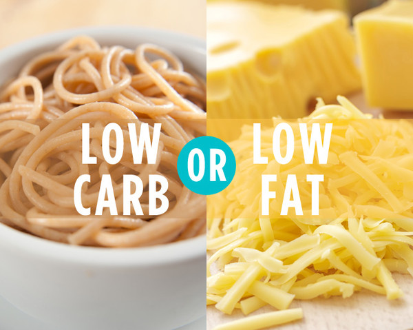 Low Carbohydrate diet is better than low fat diet