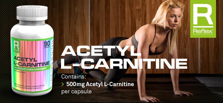Acetyl L-Carnitine ลดไขมันและเพิ่มประสิทธิภาพในการทำงานของสมอง