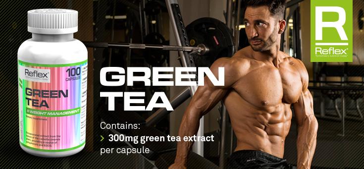 Green Tea สารสกัดจากชาเขียว ช่วยควบคุมน้ำหนัก กระตุ้นการเผาผลาญ และต่อต้านอนุมูลอิสระ