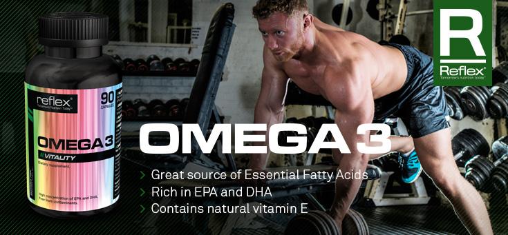 OMEGA3 ช่วยกระตุ้นระบบการทำงานของฮอร์โมนเพศชาย และปรับสมดุลเพื่อการสร้างฮอร์โมนเพศชาย